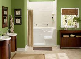 Bathroom Earth Tone Color Schemes - modern green and brown bathroom color trends ideas info home and