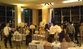discovery gardens wedding dallas light and sound a beautiful wedding reception at