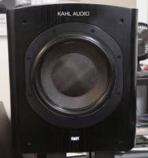 b w home theater kahl audio b u0026w asw825 active subwoofer 12 u2033 rohacell cone driver