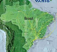 Iberia Route Map by Brazil Flights Advice U0026 Domestic Airline Routes