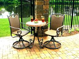 Patio Furniture Set Sale Patio Table Set International Caravan Resin Wicker Steel 4
