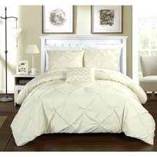 duvet covers white pintuck duvet cover pleated twin surprising