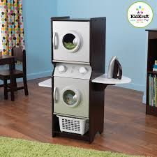 best washer and dryer black friday deals 2017 kidkraft laundry playset espresso 63283 hayneedle