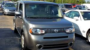 2009 nissan cube 2009 nissan cube start up quick tour u0026 rev 30k youtube