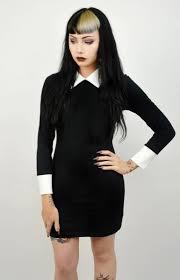 Wednesday Halloween Costumes 25 Wednesday Addams Dress Ideas Wednesday