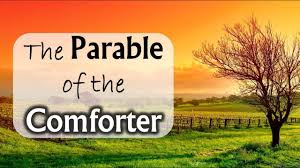 Holy Spirit My Comforter The Parable Of The Comforter Holy Spirit Nader Mansour Youtube