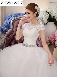 bridal gown stock 2017 new plus size wedding dress women chinese