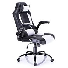 Back Support Recliner Chair Amazon Com Aminiture Big And Tall Gaming Chair High Back