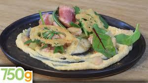 cuisine 750g haricots tarbais en 3 textures filet d agneau au thym 750g