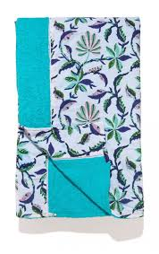 roberta roller rabbit double sided beach towel u2013 monelle