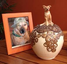 dog urns made custom dog urns pet urns eldoop design