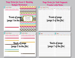 Student Budget Planner Spreadsheet by The Polka Dot Posie Month 1 Creating A Budget Planner U0026 Making
