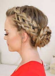 hair buns easy bun hairstyles for hair and medium hair