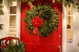 for christmas with magnolia and pine