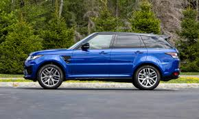 2015 Land Rover Range Rover Sport Svr First Drive Review Autonxt