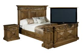 Furniture For Tv Set Bed With Tv Lift Tv Lift Bed Tv Lift Bed Sets