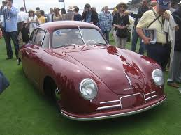 porsche gmund porsche 356 2 at the concours d u0027elegance mind over motor