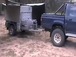homemade camping trailer plans diy free download plans building a