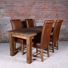 Distressed Dining Room Tables by Dining Tables Rectangular Square Wood Dining Table Rustic Wood