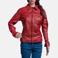 women u0027s biker jackets buy leather biker jackets for women