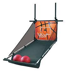 so classic sport x0604 indoor arcade hoops cabinet basketball game sportshero indoor rebound hanging basketball hoop game set includes