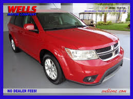 Dodge Journey Sxt 2016 - used vehicle specials avon park fl wells motor company