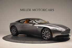 silver aston martin 2017 aston martin db11 stock a1197 for sale near greenwich ct