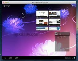 android ics run android 4 ics sandwich on a mac or pc with virtualbox