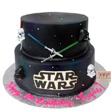 starwars cakes 2192 2 tier wars cake abc cake shop bakery