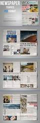 newspaper template by pmvch graphicriver