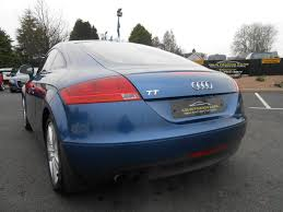 northern audi audi tt 2 0fsi auto for sale at colin francis cars northern