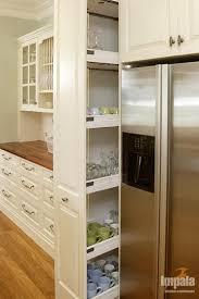 ideas for small kitchen pantry fabulous open white wooden pantry