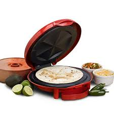 elite cuisine elite cuisine 11 quesadilla maker 7332729 hsn