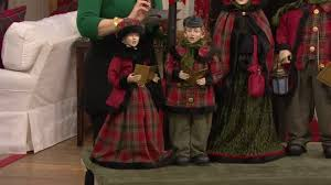 2 dickens children carolers by valerie page 1 qvc