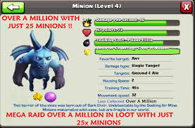 Seeking Season 1 Mega 25 Level 4 Minions Get 1 Million In Loot Mega Raid Omgratman