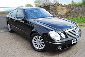 used mercedes benz e class avantgarde estate cars for sale