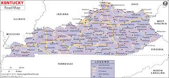 kentucky map buy kentucky road map