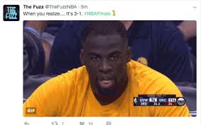 Nba Finals Meme - warriors and cavs fans lose their minds with memes after game 4 of