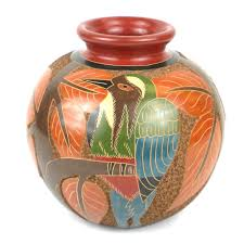 Decorative Vases Vase Hand Made Vases