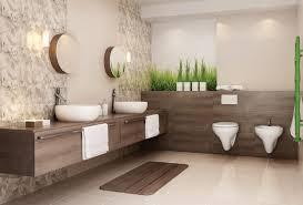 badideen fliesen beige braun badezimmer in beige modern gestalten tipps und ideen
