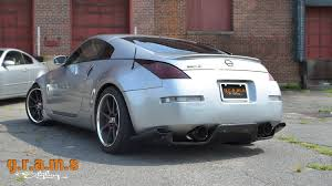 nissan 350z rear diffuser top secret style diffuser type 3 gramsstyling co uk