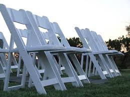 rentals for weddings chairs folding price list bill veazeys party store regarding for