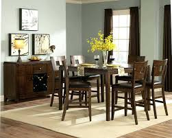 dining room table oak furniture land 46 bar height dining table