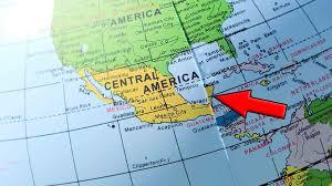 Mexico On Map Location Of Playa Del Carmen U2022 Playadelcarmen Org