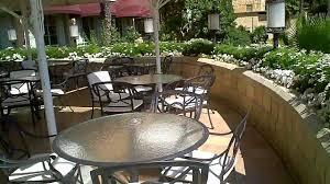 backyard at the king david hotel in jerusalem youtube