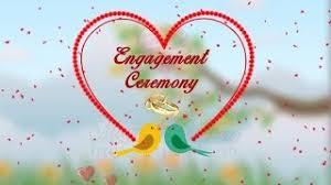 Engagement Ceremony Invitation Hmongbuy Net Animated Ring Ceremony Engagement Video