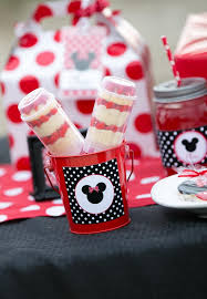 minnie mouse theme party disney party sweet city candy