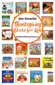 our favorite thanksgiving books for activities and ideas
