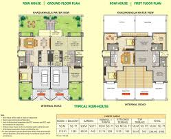 row house floor plans pictures on row house plan design free home designs photos ideas