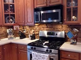 fake kitchen backsplash beautiful kitchen best 20 faux brick